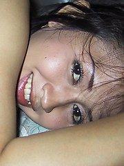 Random images of Thai girlfriend on vacation