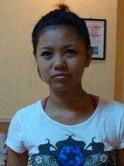 Slender Filipina teen Altea