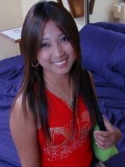 Young Filipina Crystel